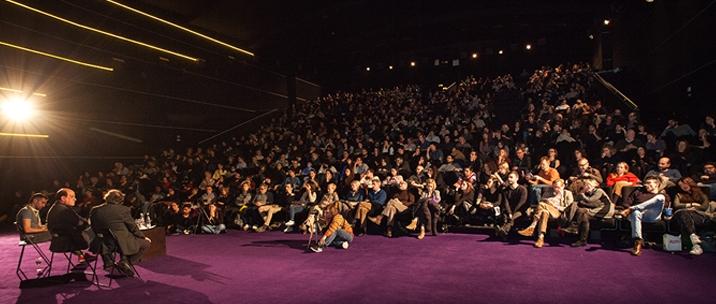 Italian Film Festival Berlin 2017. Kino in der kulturbrauerei