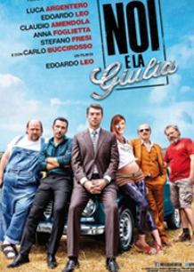 NOI E LA GIULIA- GUEST: EDOARDO LEO