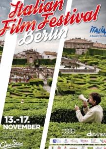 Italian Film Festival Berlin 2019 - Poster